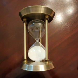 Hour Glass Home Decor